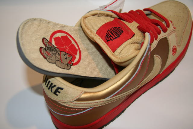DUNK LOW 【招き猫】関連画像2
