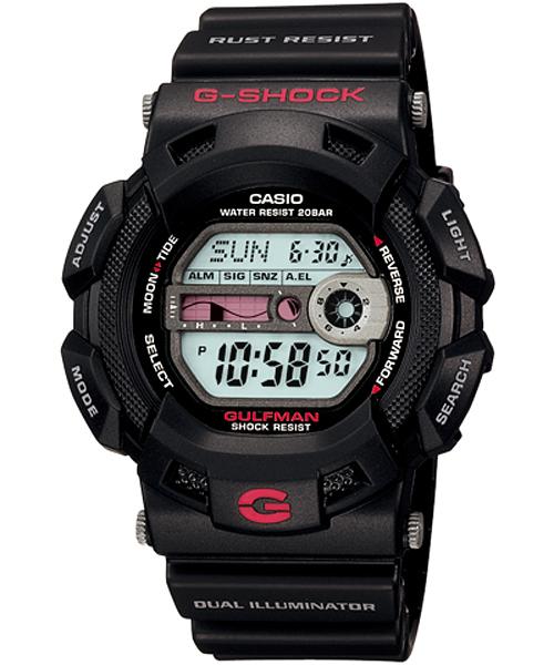 ★G-SHOCK★ G-9100-1JF【ガルフマン/¥14,175−】