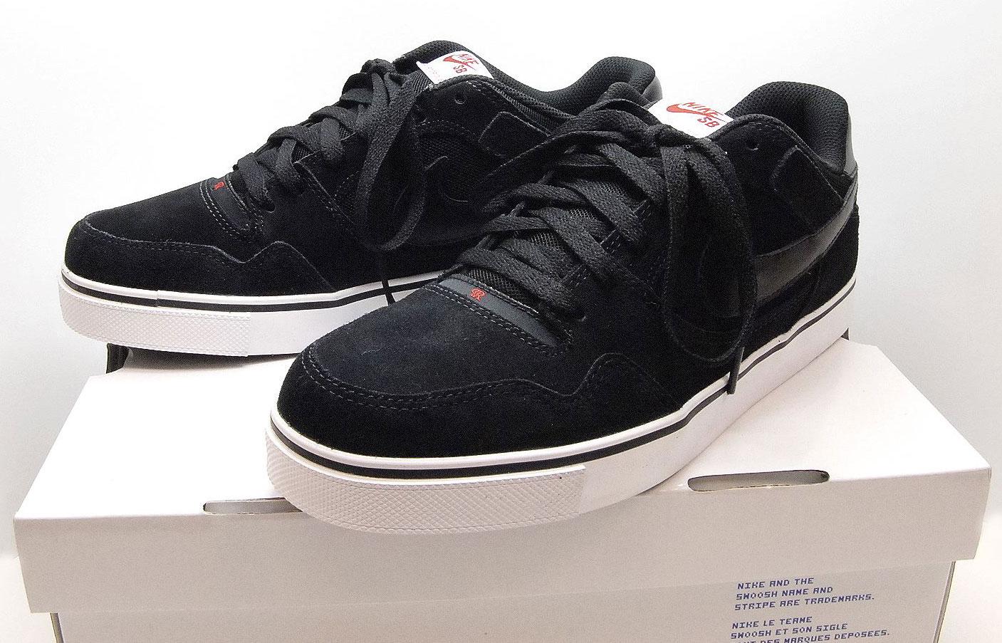 NIKEsb(100130)ブラック/ブラック